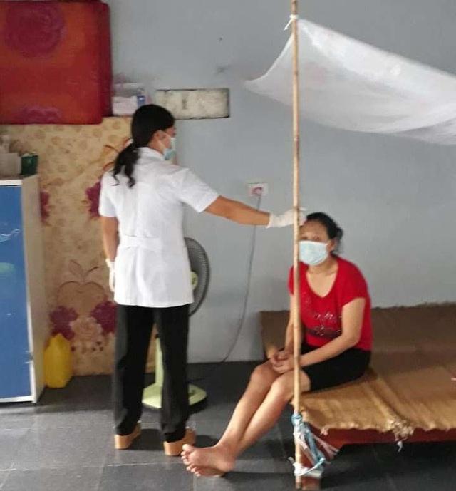 Thông tin mới nhất về sức khỏe của BN748 tại Thanh Hóa - Ảnh 4.