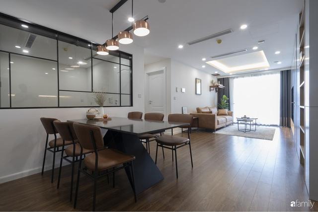 Căn hộ 96m² tối ưu hóa công năng dành cho vợ chồng trẻ lười dọn nhà có chi phí hoàn thiện 400 triệu đồng ở Hà Nội - Ảnh 1.
