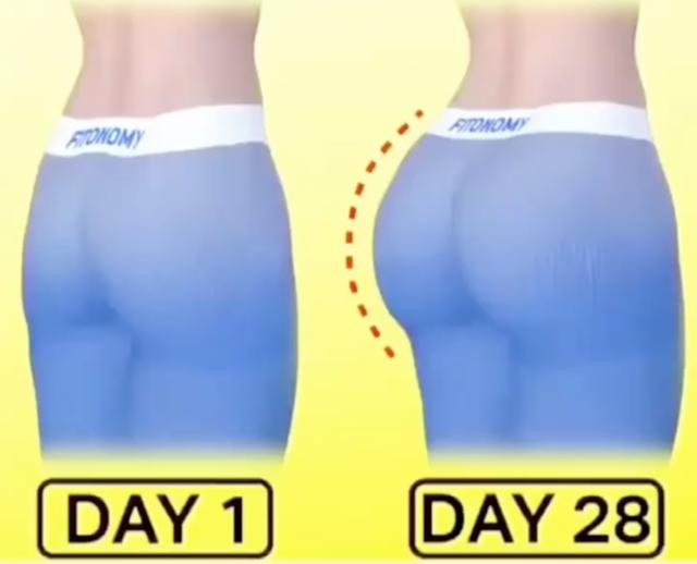3 động tác đơn giản giúp bạn có được vòng 3 chuẩn cong hình quả đào sau 28 ngày - Ảnh 2.