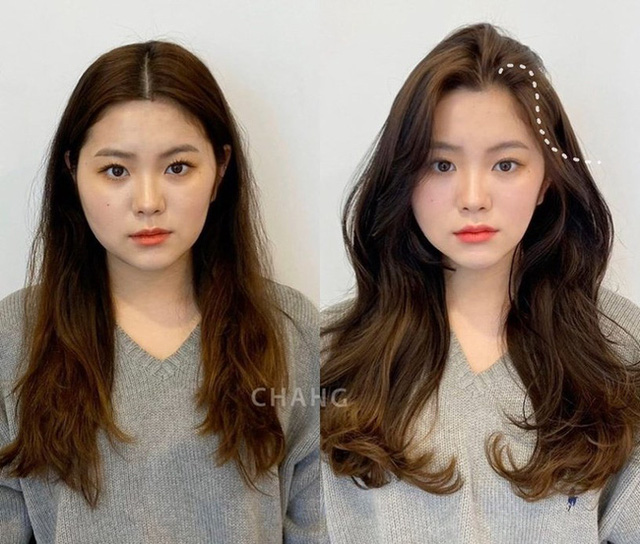 Mạnh dạn thay đổi 1 điểm trên mái tóc, 10 cô nàng này phải thầm cảm ơn anh thợ làm tóc vì cú lên đời nhan sắc - Ảnh 1.