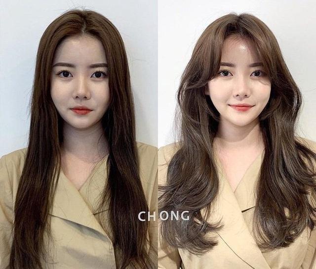 Mạnh dạn thay đổi 1 điểm trên mái tóc, 10 cô nàng này phải thầm cảm ơn anh thợ làm tóc vì cú lên đời nhan sắc - Ảnh 2.