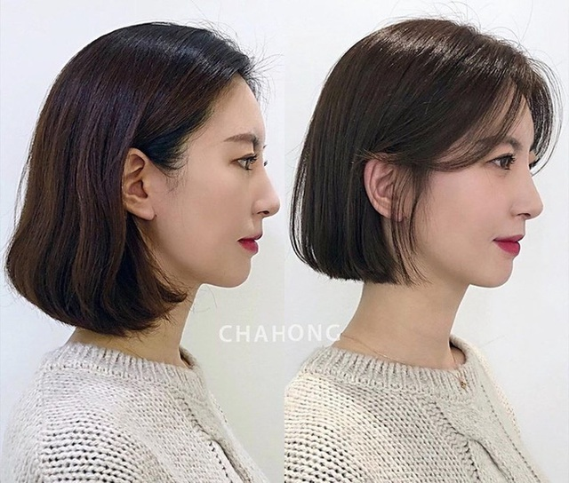 Mạnh dạn thay đổi 1 điểm trên mái tóc, 10 cô nàng này phải thầm cảm ơn anh thợ làm tóc vì cú lên đời nhan sắc - Ảnh 5.