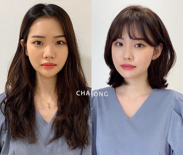 Mạnh dạn thay đổi 1 điểm trên mái tóc, 10 cô nàng này phải thầm cảm ơn anh thợ làm tóc vì cú lên đời nhan sắc - Ảnh 6.