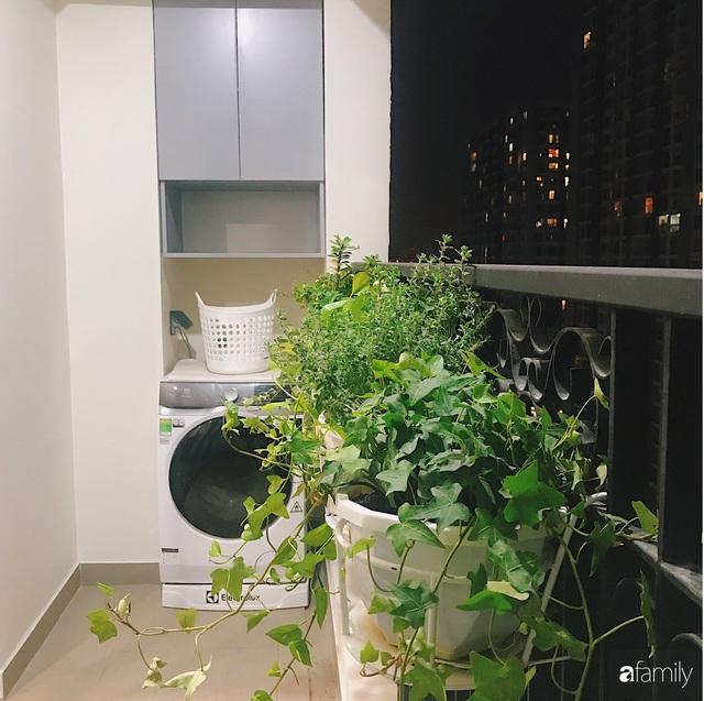 Căn hộ 96m² tối ưu hóa công năng dành cho vợ chồng trẻ lười dọn nhà có chi phí hoàn thiện 400 triệu đồng ở Hà Nội - Ảnh 8.