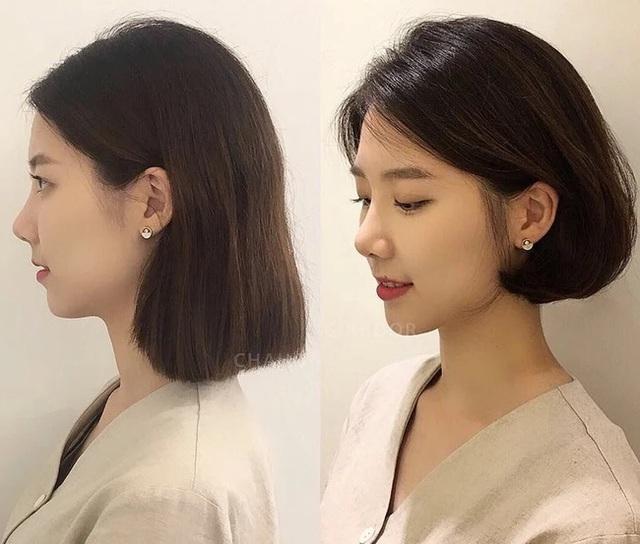 Mạnh dạn thay đổi 1 điểm trên mái tóc, 10 cô nàng này phải thầm cảm ơn anh thợ làm tóc vì cú lên đời nhan sắc - Ảnh 8.