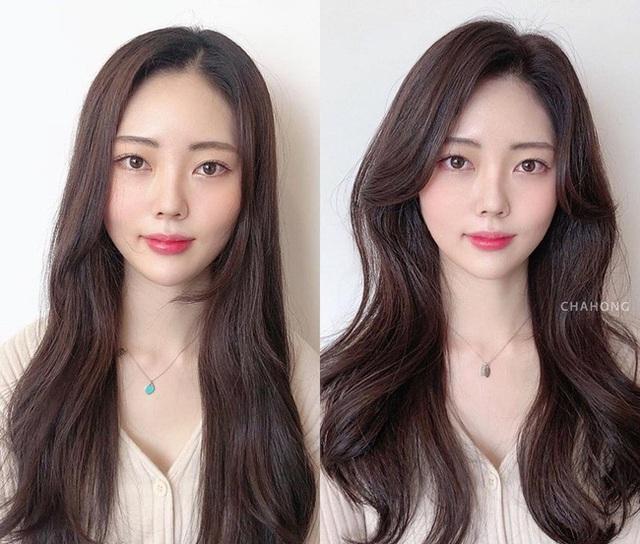 Mạnh dạn thay đổi 1 điểm trên mái tóc, 10 cô nàng này phải thầm cảm ơn anh thợ làm tóc vì cú lên đời nhan sắc - Ảnh 10.