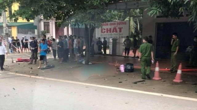 Tạm giữ tài xế Innova bỏ trốn sau khi tông chết 3 phụ nữ ở Phú Thọ - Ảnh 2.