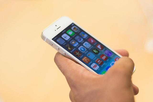 Chiếc iPhone giá trăm triệu khi về Việt Nam đầu tiên - Ảnh 1.