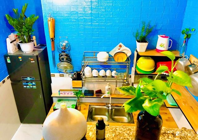 Căn bếp vỏn vẹn chỉ 5m² được ông bố Sài Gòn cải tạo tiện dụng cho việc nấu nướng hàng ngày có chi phí hơn 2 triệu đồng - Ảnh 13.