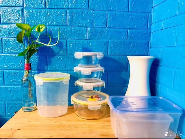 Căn bếp vỏn vẹn chỉ 5m² được ông bố Sài Gòn cải tạo tiện dụng cho việc nấu nướng hàng ngày có chi phí hơn 2 triệu đồng - Ảnh 14.