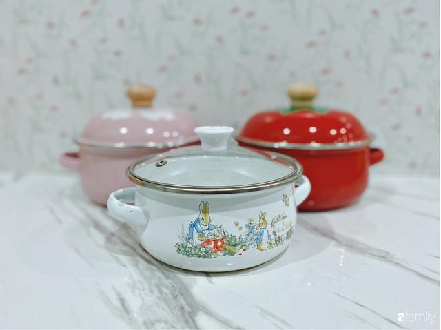 Căn bếp vừa gọn vừa xinh sau khi cải tạo với chi phí 2,6 triệu đồng của cô gái Hà Nội - Ảnh 19.