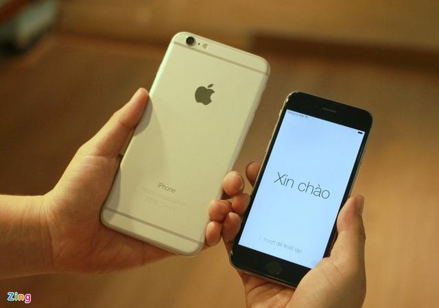 Chiếc iPhone giá trăm triệu khi về Việt Nam đầu tiên - Ảnh 3.
