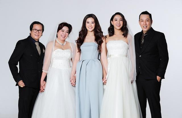 Chị dâu cao 176 cm của hoa hậu Khánh Vân - Ảnh 5.