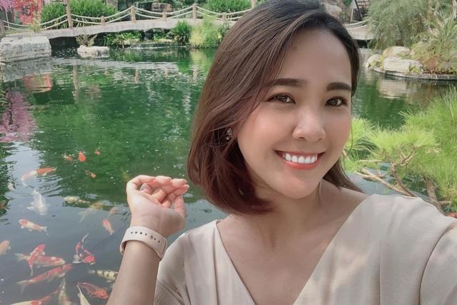 Chị dâu cao 176 cm của hoa hậu Khánh Vân - Ảnh 7.