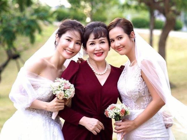 Tình yêu và tham vọng lộ ảnh cưới Minh - Linh, fan lụi tim vì cái kết như mơ - Ảnh 6.