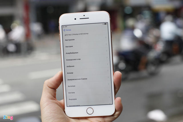 Chiếc iPhone giá trăm triệu khi về Việt Nam đầu tiên - Ảnh 6.