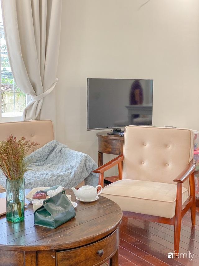 Ngôi nhà màu xanh an yên đẹp như cổ tích của vợ chồng trẻ bỏ việc lương cao ở Sài Gòn về Đà Lạt sinh sống - Ảnh 6.