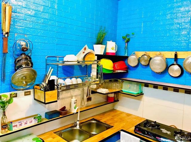 Căn bếp vỏn vẹn chỉ 5m² được ông bố Sài Gòn cải tạo tiện dụng cho việc nấu nướng hàng ngày có chi phí hơn 2 triệu đồng - Ảnh 6.