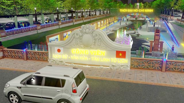 """Thực hư sông Tô Lịch sẽ trở thành """"Công viên Lịch sử -Văn hoá- Tâm linh Tô Lịch"""" bằng nguồn vốn từ Nhật Bản - Ảnh 4."""