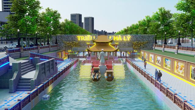 """Thực hư sông Tô Lịch sẽ trở thành """"Công viên Lịch sử -Văn hoá- Tâm linh Tô Lịch"""" bằng nguồn vốn từ Nhật Bản - Ảnh 5."""