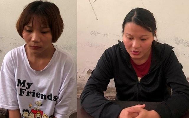 Nghệ An: Bắt hai đối tượng đưa phụ nữ mang thai qua Trung Quốc bán - Ảnh 1.