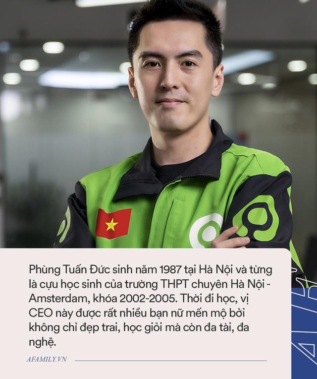 CEO Gojek Việt Nam nổi như cồn vì đẹp trai như tài tử điện ảnh, tuy nhiên học vấn cực khủng mới là điều khiến ai nấy đổ rạp - Ảnh 1.