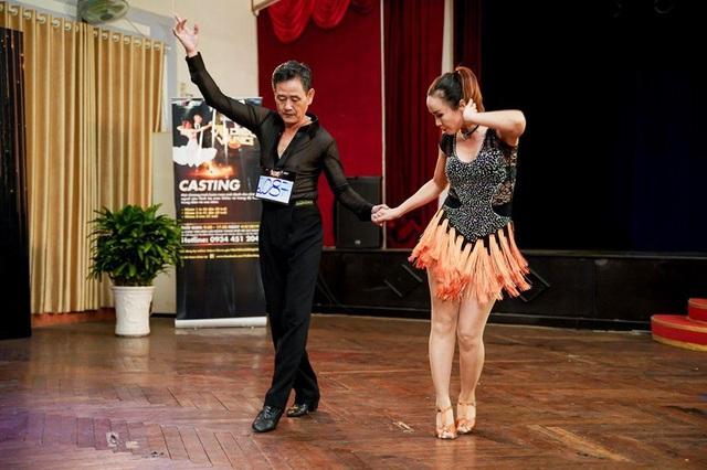 Game show khiêu vũ đầu tiên cho cặp nhảy trên 40 tuổi  - Ảnh 2.