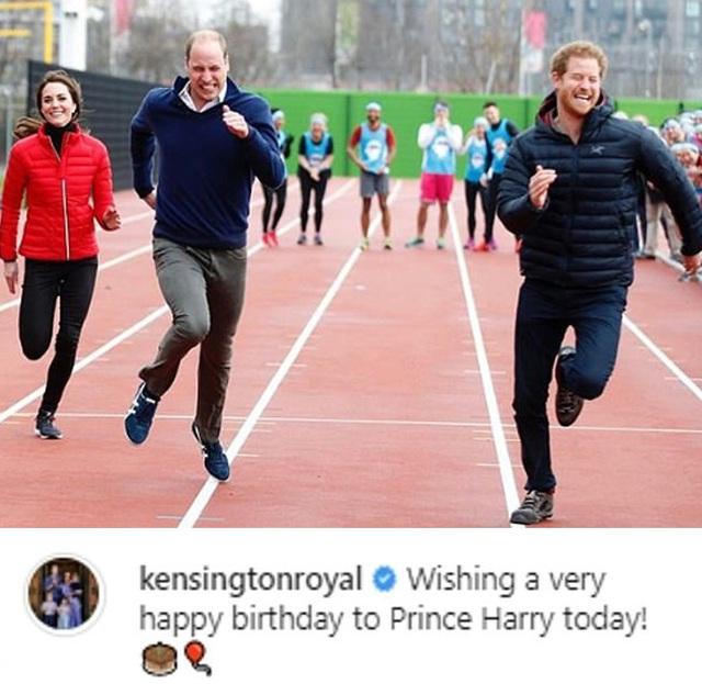 Harry từng hủy tiệc sinh nhật vì lo cho Kate - Ảnh 2.