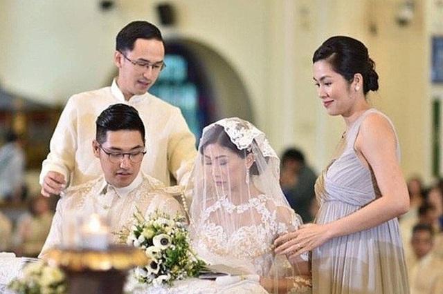 Tình cảm khăng khít của Tăng Thanh Hà và nhà chồng - Ảnh 12.