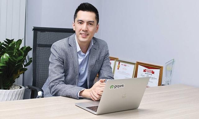CEO Gojek Việt Nam nổi như cồn vì đẹp trai như tài tử điện ảnh, tuy nhiên học vấn cực khủng mới là điều khiến ai nấy đổ rạp - Ảnh 3.
