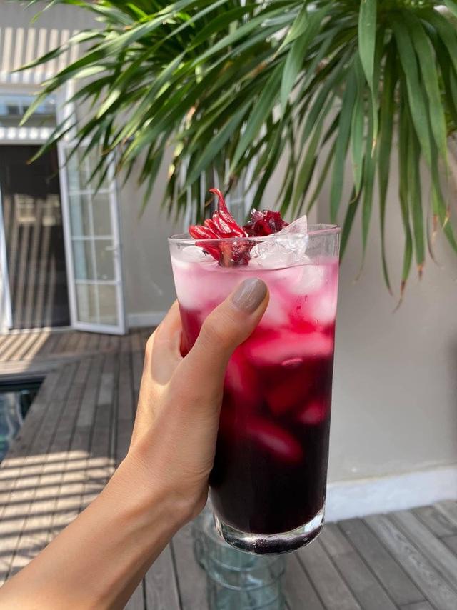 5 thức uống ngon miệng, đẹp dáng của Tăng Thanh Hà - Ảnh 3.