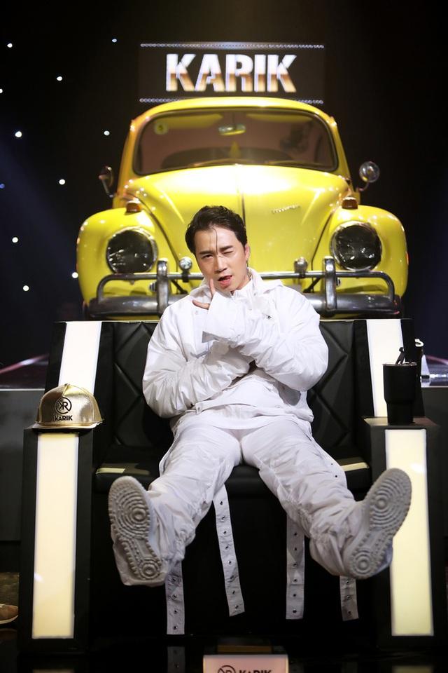 Karik: Từ rapper gây tranh cãi trở thành hiện tượng rap Việt - Ảnh 6.