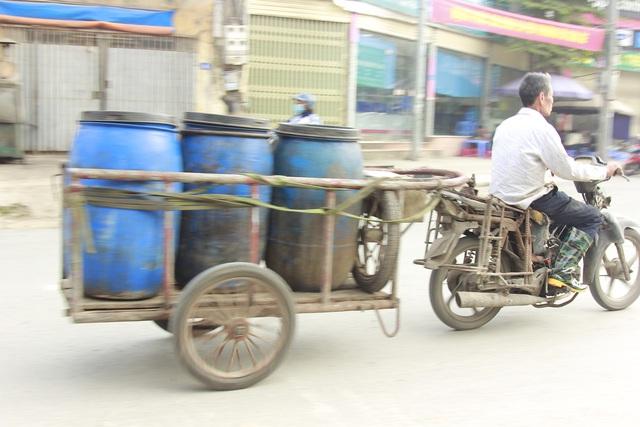 Vì sao chương trình hỗ trợ đổi xe máy cũ lấy xe máy mới của Hà Nội khó hiện thực hóa? - Ảnh 2.