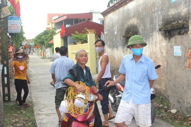 Hình ảnh đẹp tại khu dân cư cuối cùng tỉnh Hải Dương được dỡ bỏ phong tỏa, cách ly  - Ảnh 22.