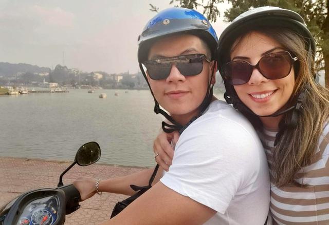 Chuyện tình không ôm hôn của chàng trai Việt với cô gái Palestine - Ảnh 2.