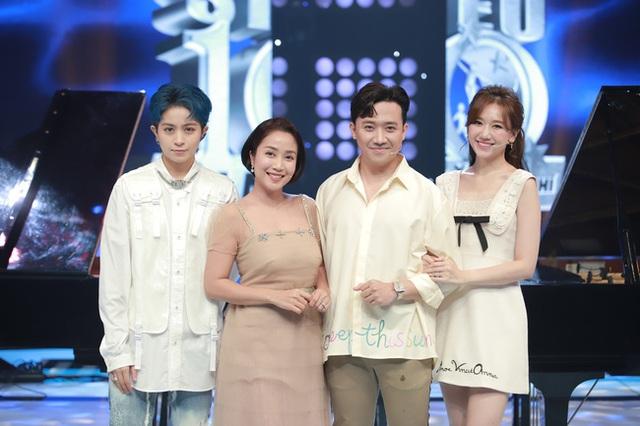 Trấn Thành quát lớn Hari Won trên sóng truyền hình: Mày bị điên hả? - Ảnh 3.