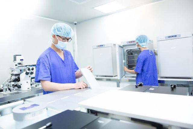 Hà Nội có thêm Trung tâm Kỹ thuật cao điều trị bệnh hệ tiêu hóa, ung thư và vô sinh - Ảnh 1.