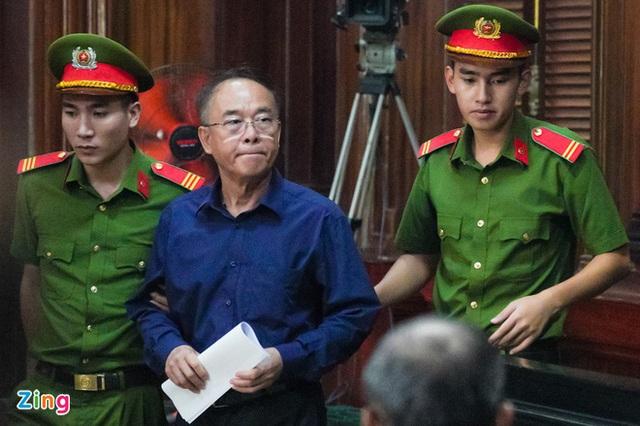 Sáng nay tòa tuyên án ông Nguyễn Thành Tài và đồng phạm - Ảnh 2.