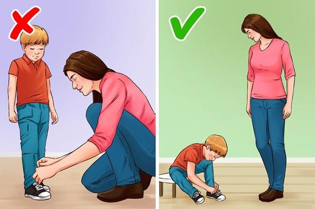 10 điều cha mẹ cần làm để nuôi dạy con nên người - Ảnh 1.