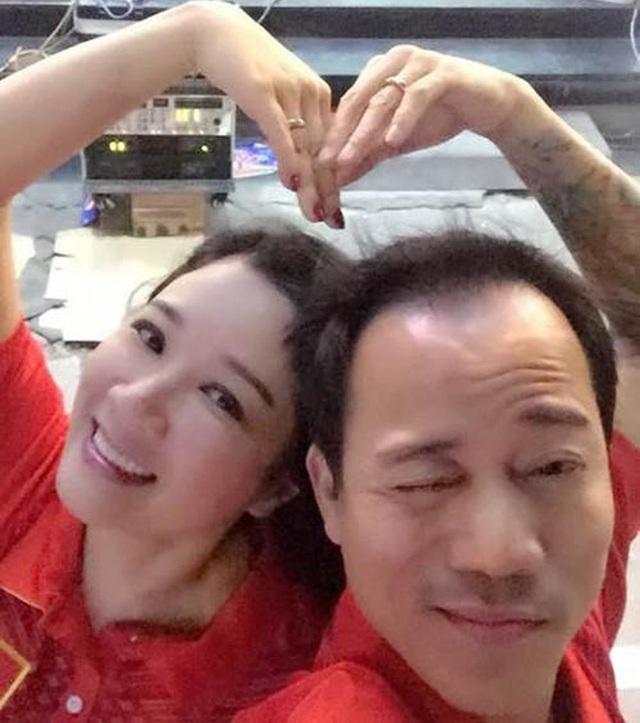 Trước khi lục đục, Thanh Thanh Hiền và Chế Phong từng mặn nồng đến mức khiến nhiều người ghen tỵ - Ảnh 10.