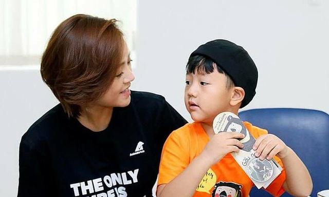 Thu Quỳnh: Con trai quý mến người yêu tôi - Ảnh 2.
