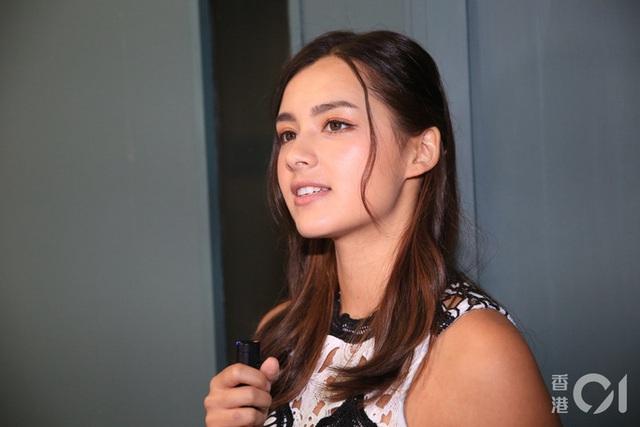 Hoa hậu Hồng Kông lần đầu nói về nghi án lộ ảnh khỏa thân - Ảnh 1.