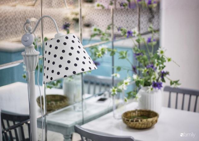 Căn hộ 71m² đẹp nhẹ nhàng, xinh yêu với màu xanh bạc hà có chi phí hoàn thiện 200 triệu đồng ở Sài Gòn - Ảnh 13.