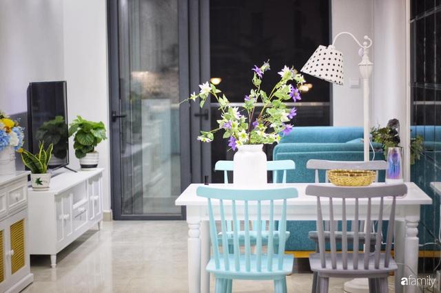 Căn hộ 71m² đẹp nhẹ nhàng, xinh yêu với màu xanh bạc hà có chi phí hoàn thiện 200 triệu đồng ở Sài Gòn - Ảnh 17.