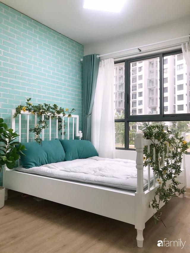 Căn hộ 71m² đẹp nhẹ nhàng, xinh yêu với màu xanh bạc hà có chi phí hoàn thiện 200 triệu đồng ở Sài Gòn - Ảnh 27.