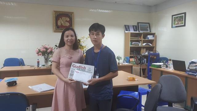 Trao hơn 22 triệu đồng đến với bé Chang Thị La bị u mắt - Ảnh 2.