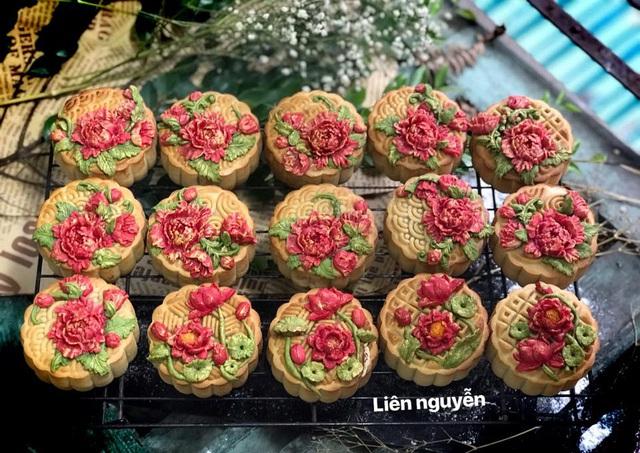 Những loại bánh trung thu đẹp rụng rời, ngon tuyệt hảo nhưng nhìn không nỡ ăn - Ảnh 3.