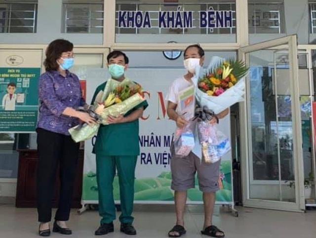 Bệnh nhân cuối cùng xuất viện, Đà Nẵng chính thức sạch bóng COVID-19 - Ảnh 2.
