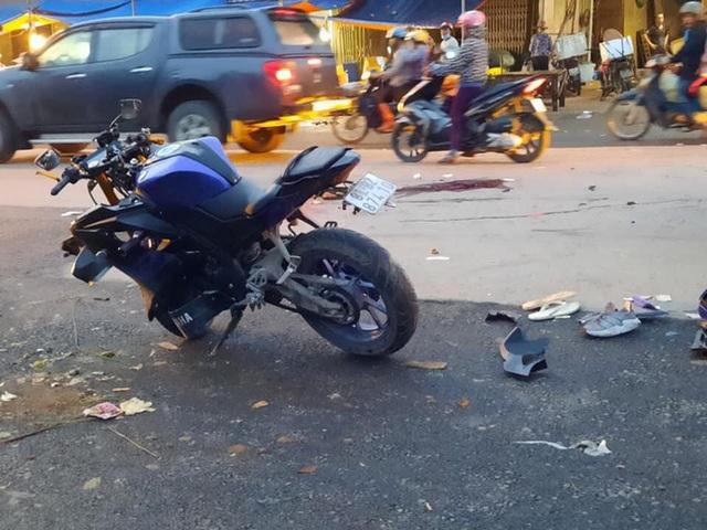 Hà Nội: Truy tìm xe ô tô tông tử vong người đi đường rồi bỏ chạy - Ảnh 2.