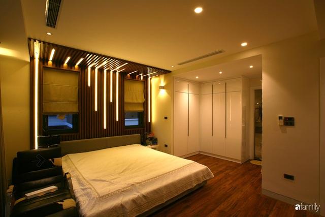 Cải tạo căn nhà 240m² thành không gian hiện đại, tiện nghi và phóng khoáng ở Hà Nội - Ảnh 12.